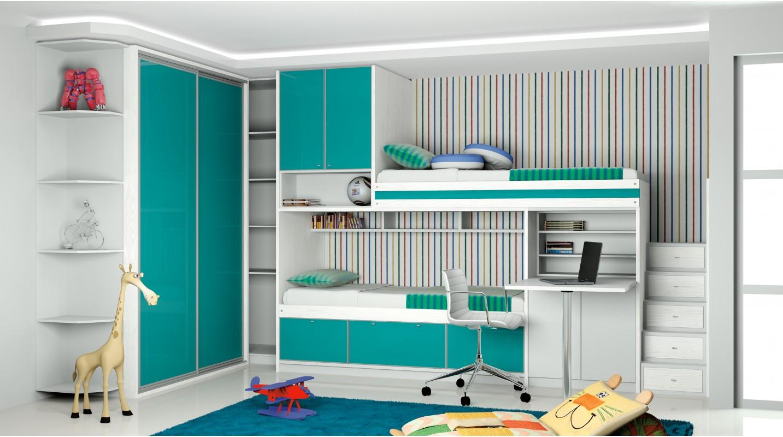 Dormitório Infantil Meninos