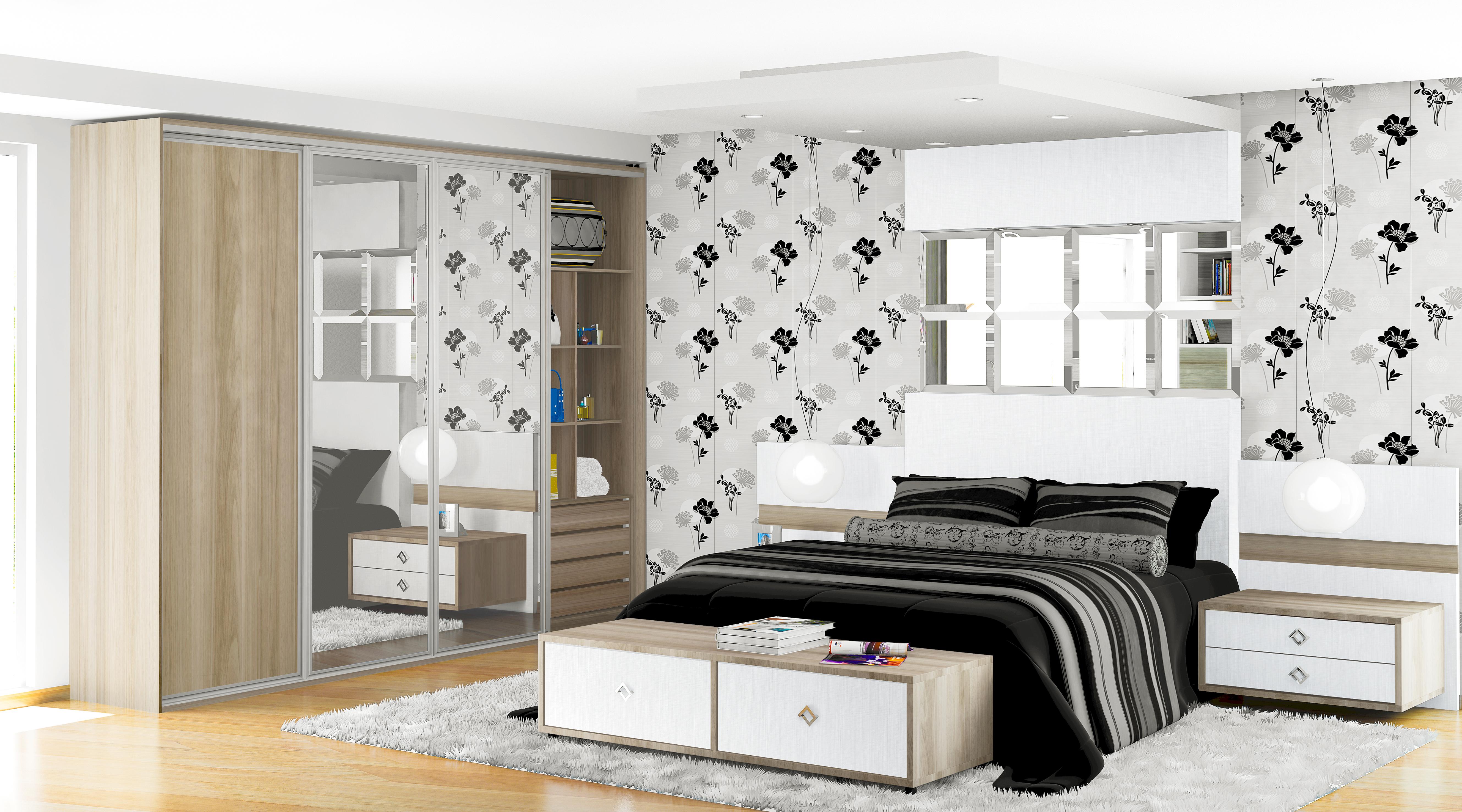 Dormitório Passadena e Ice
