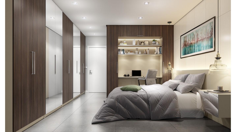 Dormitório Areia-Canela