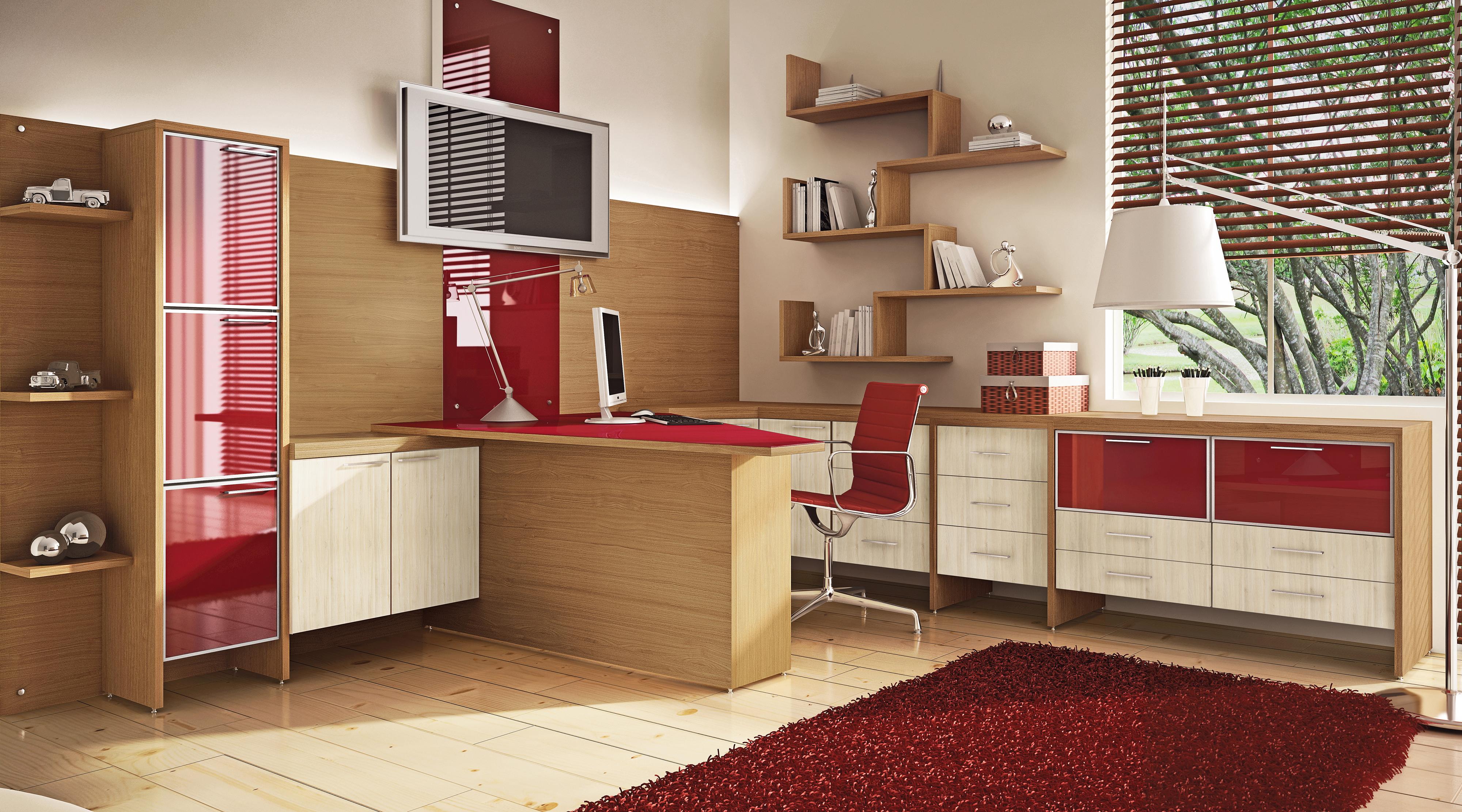 Office Acácia Noce