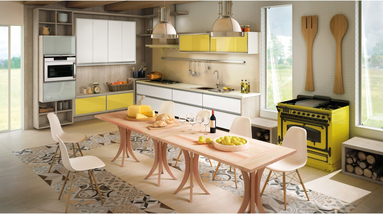 Cozinha Miezzo Bianco